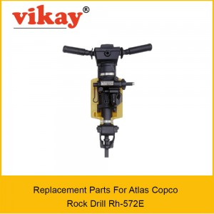 Rh 572E Atlas Copco Rock Drill Parts