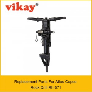 Rh 571 Atlas Copco Rock Drill Parts