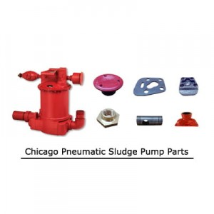 Cp 77 Chicago Pneumatic Sludge Pump Parts