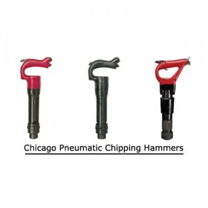 Chicago Pneumatic Chipping Hammers