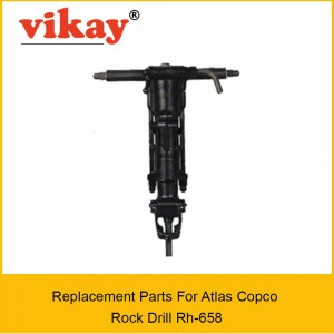 Rh 658 Atlas Copco Rock Drill Parts